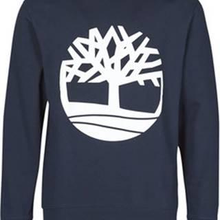 Timberland Mikiny CORE LOGO TREE CREW SWEAT