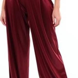 Le Piacentini Ležérní kalhoty 49548 Červená