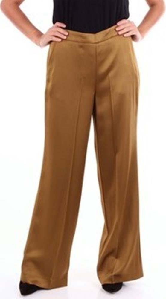 Maliparmi Maliparmi Ležérní kalhoty A9JH738550138 Zelená
