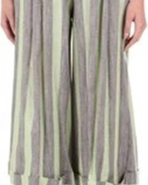 Zelené kalhoty Revise