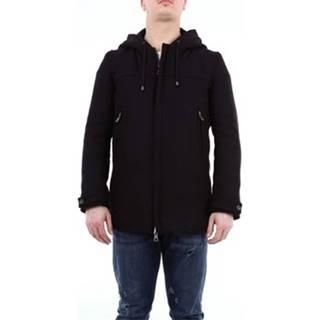 Messagerie Kabáty T09471 Černá