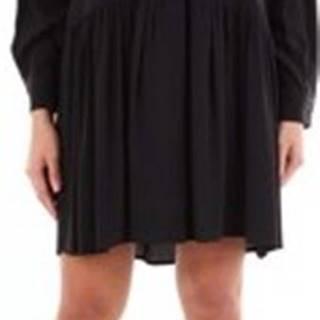 Momoni Krátké šaty MODR01204MO Černá