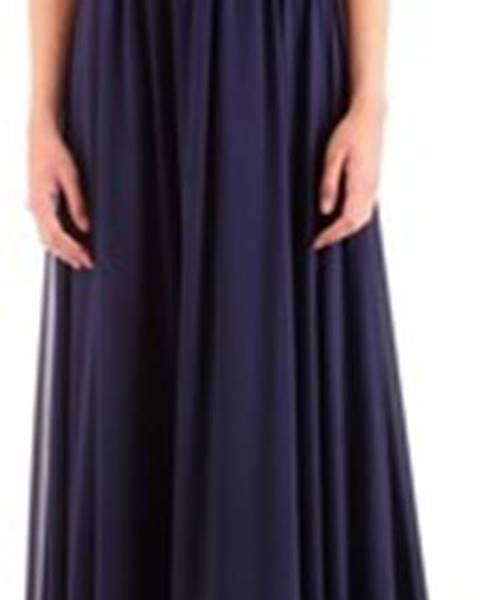 Modré šaty Fabiana Ferri