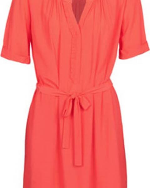 Oranžové šaty Ikks