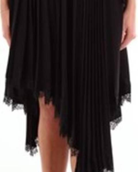 Černá sukně MANILA GRACE