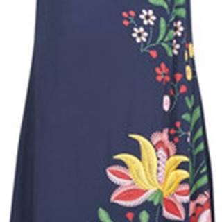 Desigual Krátké šaty ANJOU Modrá
