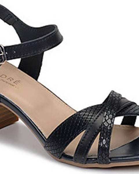 Modré sandály André