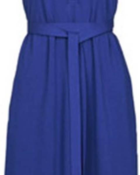 Modré šaty lacoste
