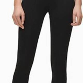 Calvin Klein Jeans Legíny / Punčochové kalhoty 00GWS0L608 Černá