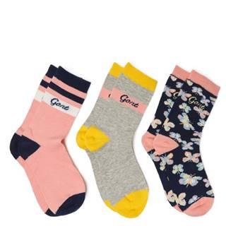 Ponožky  Ku. 3 Pack Socks