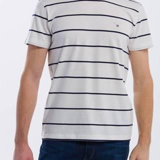 Tričko  O1. Breton Stripe Ss T-Shirt
