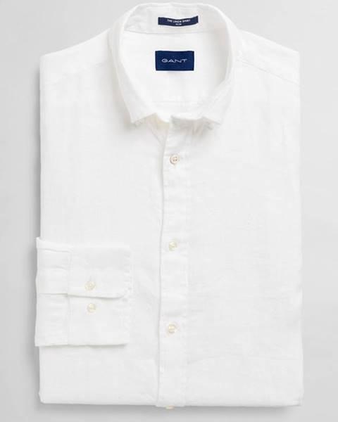 Bílá košile gant