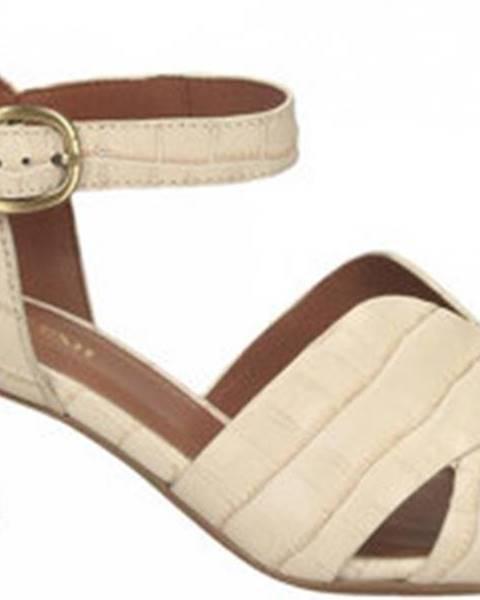 Bílé sandály Bruno Premi