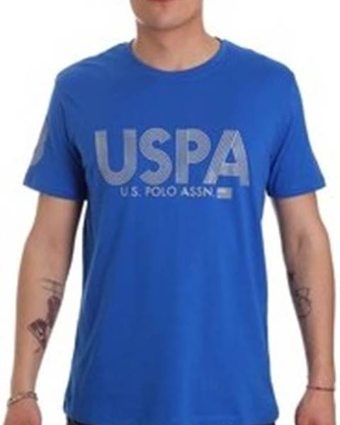 Modré tričko u.s. polo assn.