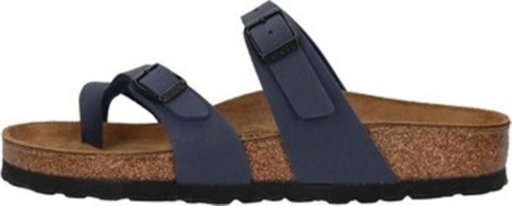 Birkenstock Birkenstock Sandály 1014435 Modrá