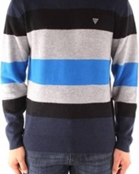 Modrý svetr Guess
