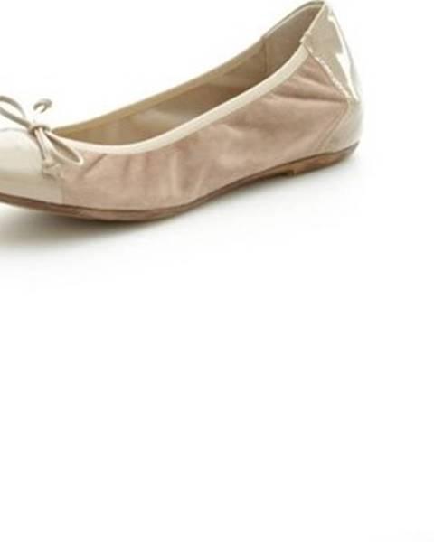 Hnědé baleríny Hl - Helen