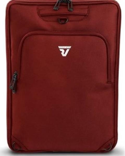 Červený batoh Roncato