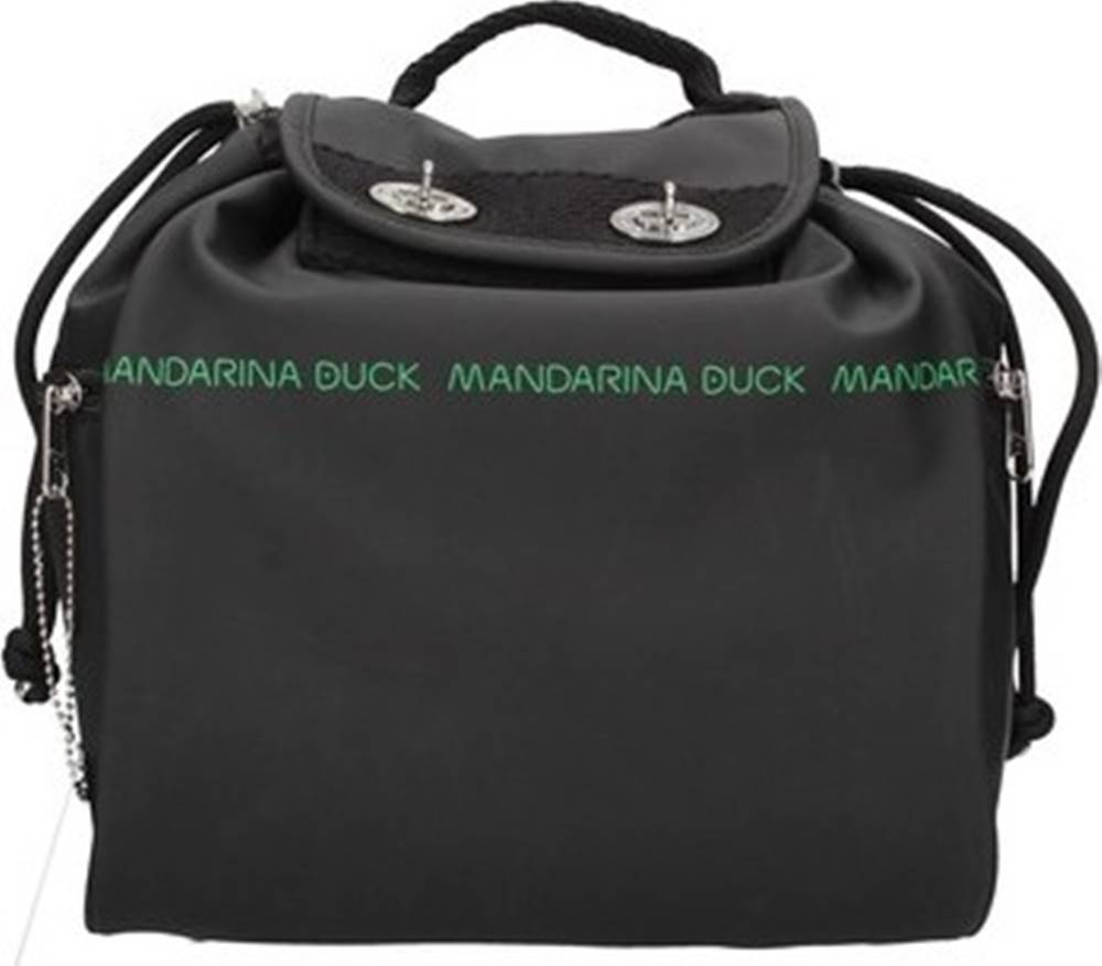 Mandarina Duck Mandarina Duck Batohy UQT06 Černá