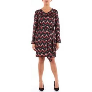 Anonyme Krátké šaty A249FD123X ruznobarevne