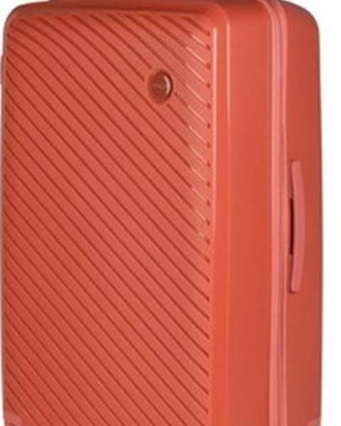 Červený kufr Itaca