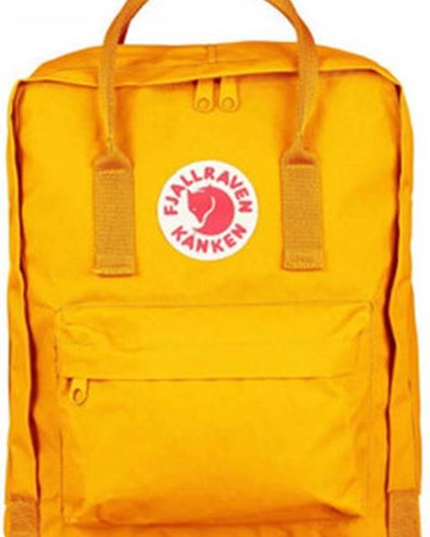 Žlutý batoh Fjällräven