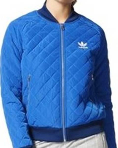 Modrý top adidas