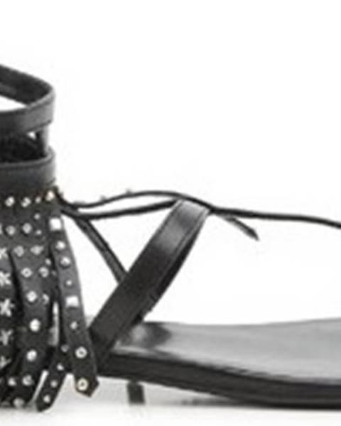 Sandály Saint Laurent