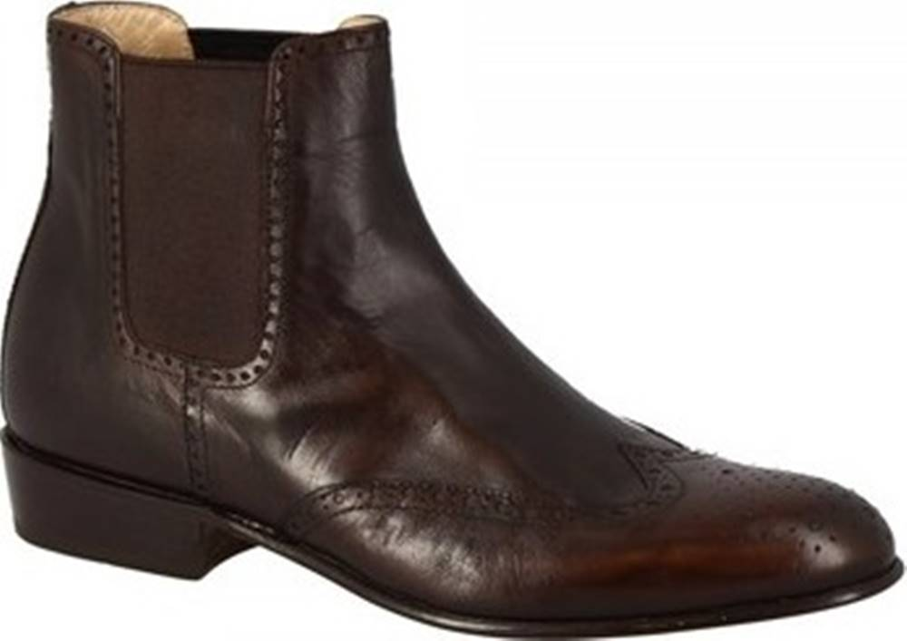 Leonardo Shoes Leonardo Shoes Kotníkové boty PINA 044 T.MORO ruznobarevne
