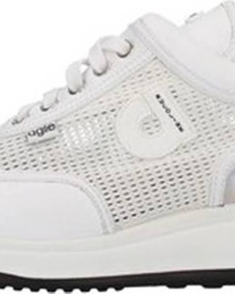 Bílé tenisky Agile By Ruco Line