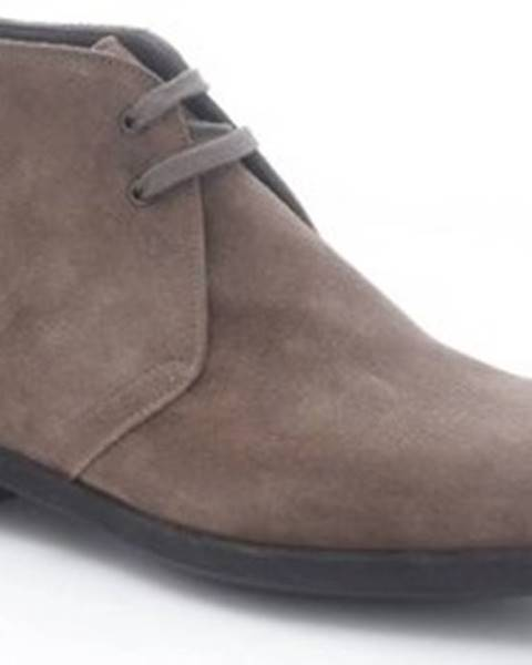 Hnědé boty J. Holbens