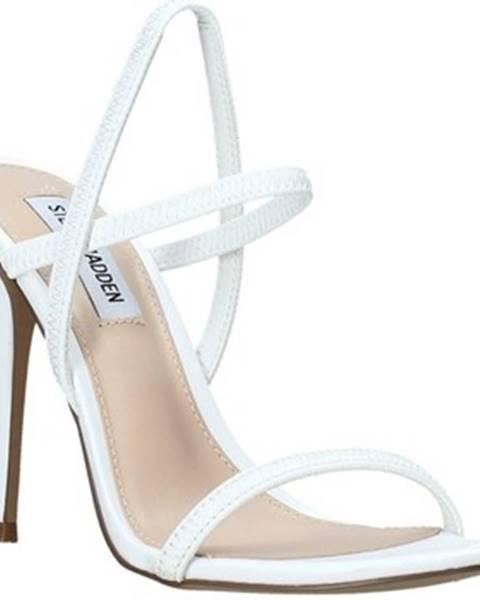 Bílé sandály steve madden