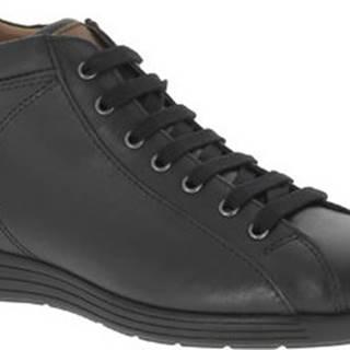Nikolas Kotníkové boty 2000A MAYPO Černá
