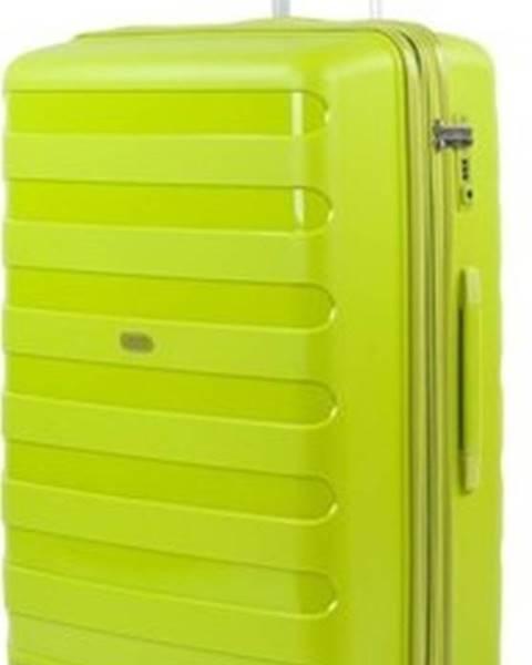Zelený kufr Jaslen