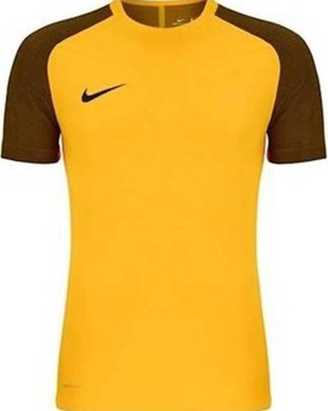 Žluté tričko nike
