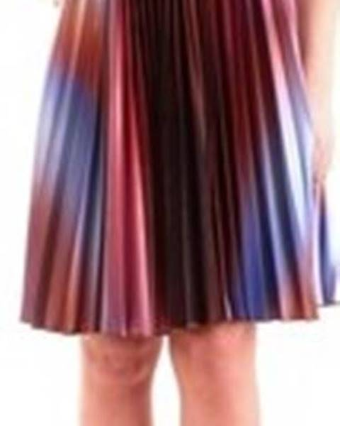Růžové šaty Fabiana Ferri
