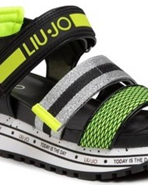 Černé sandály Liu.Jo