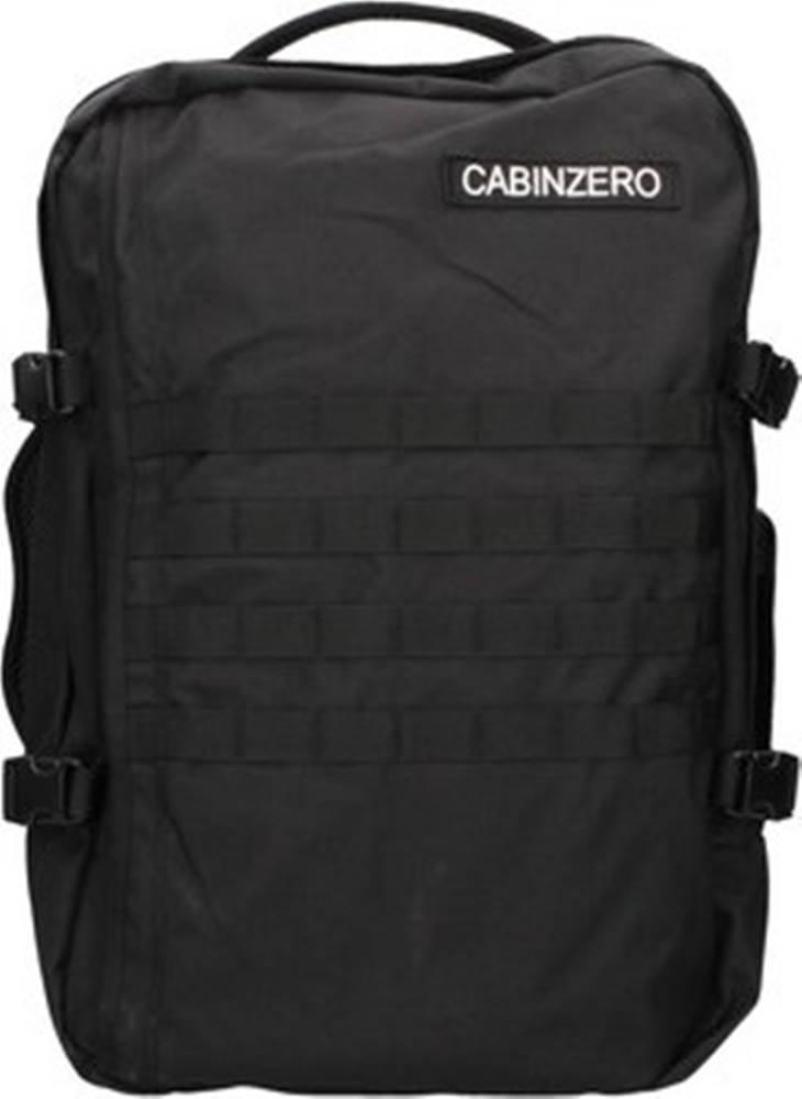 Cabin Zero Cabin Zero Batohy CZ091401 Černá