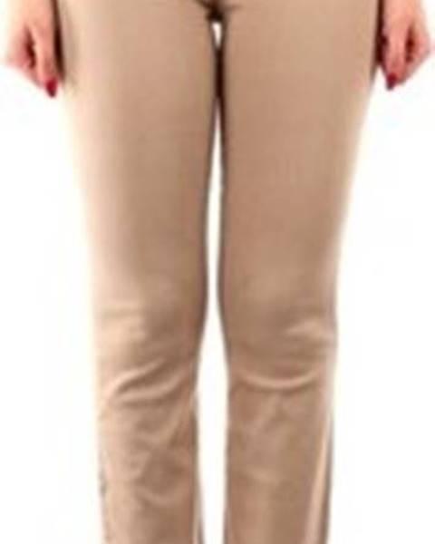 Hnědé kalhoty Marella