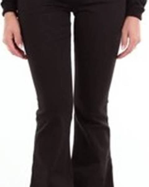 Černé kalhoty Dondup