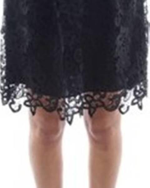 Černá sukně Atos Lombardini