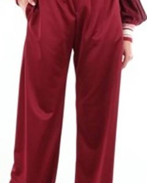 Červené kalhoty Golden Goose Deluxe Brand