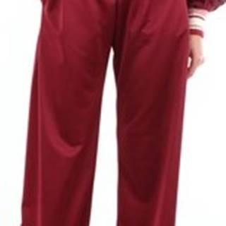 Golden Goose Deluxe Brand Ležérní kalhoty G34WP114 Červená