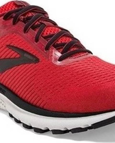Červené boty Brooks