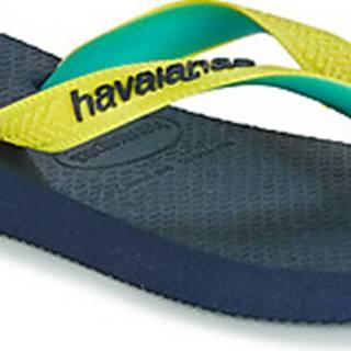 Havaianas Žabky TOP MIX Žlutá