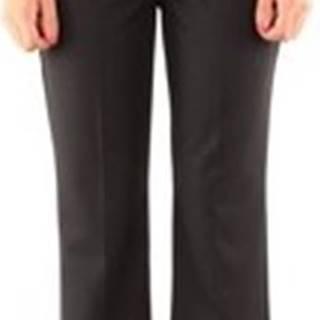 Marella Oblekové kalhoty ROMA Černá