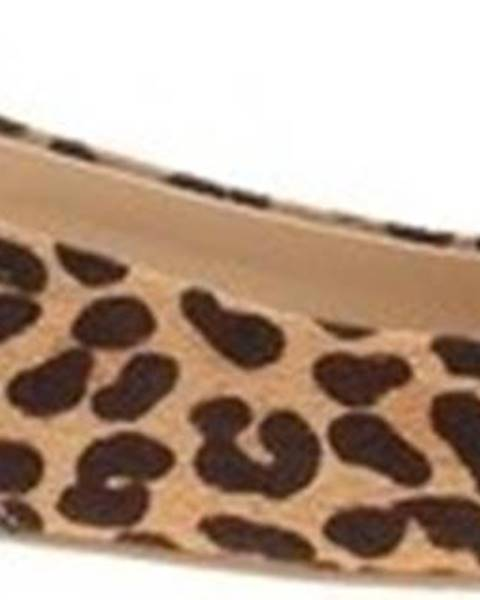 Hnědé sandály Alma En Pena