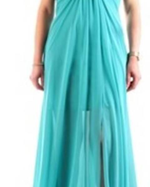Zelené šaty Fabiana Ferri