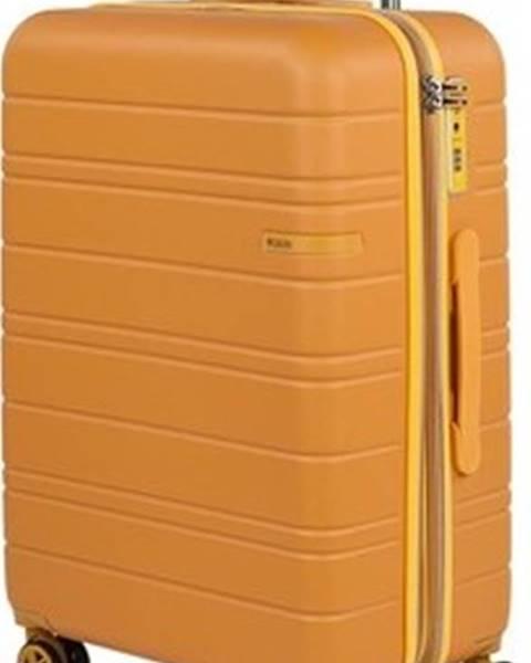 Žlutý kufr Jaslen