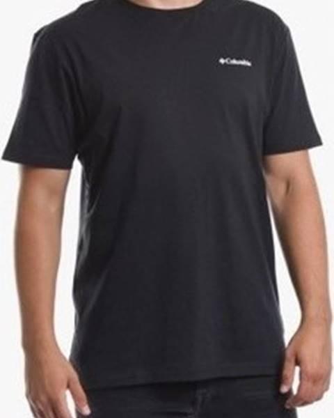 Černé tričko columbia